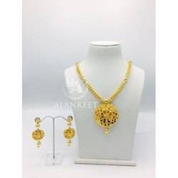 Designer Chain Necklace Set