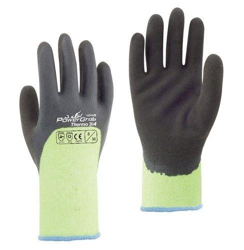 Powergrab Thermo 3/4 yellow 346 Gloves
