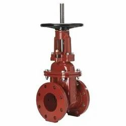 Cast Iron outside Sluice Valve