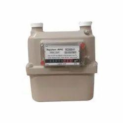 High Pressure Diaphragm Gas Meter
