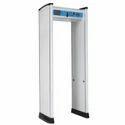 Multizone Door Frame Detector