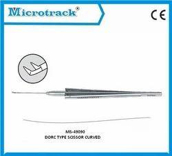 Vitreoretinal Curved Scissor (SS)