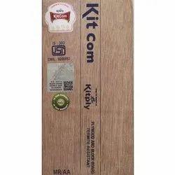 Eucalyptus Kitply Kitcom MR Plywood for Furniture