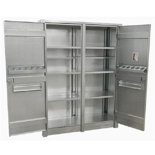 Stainless Steel Kitchen Cabinets Cost: 5-6 Feet Arr Engineering Stainless Steel Storage Cabinet