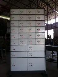 Steel Bank Locker, 32 Lockers