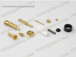 Brass Valve Components