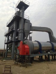 Fully Automatic Aspahlt Batch Mix Plant