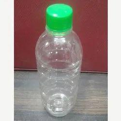 Plastic Water Bottle, Capacity: 200ml, Screw Cap