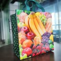 Bopp Printed Non Woven Grocery Bag