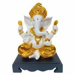 Home Decorated Ganesha Statue