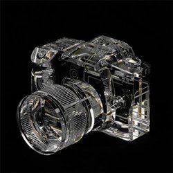 Modern Camera Crystal Miniatures