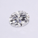 Oval Cut DEF Moissanite Diamond