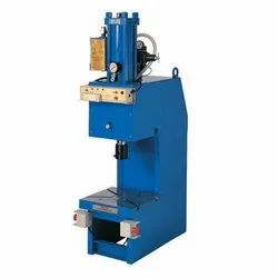 C Frame Hydraulic Press 30  Ton