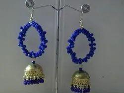 Party Oxide Jhumki Earring