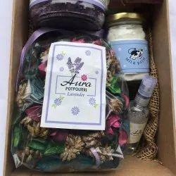 Aura Birthday Gift Basket