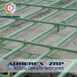 Zinch Rich Epoxy Coating Service for Reinforcement