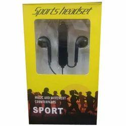 Sports Mobile Earphone