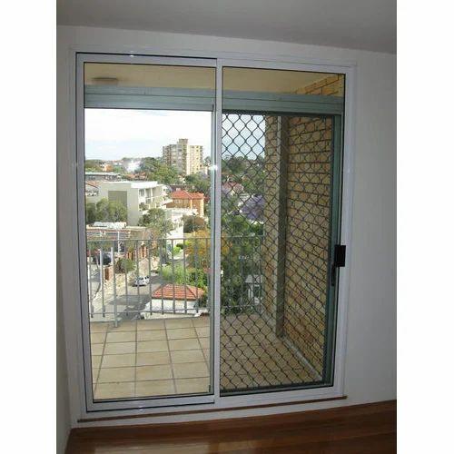 Aluminum Sound Proof Sliding Window Aluminium Glass Window