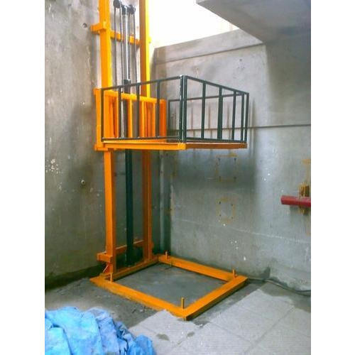 8 10 Floors Mass Lift Hydraulic Lift Capacity 4 6