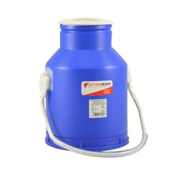 10 Ltr String Handle Plastic Milk Can