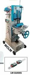 CHAIN MORTISER MACHINE WITH LM GUIDE