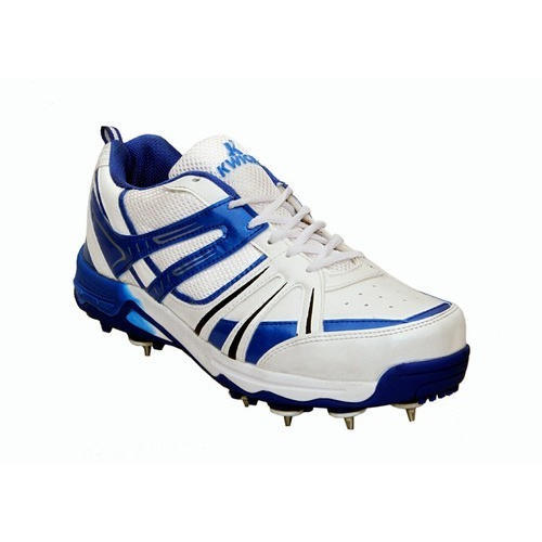 7c44b6e152f2 Kwickk Men And Women Full Spike Cricket Shoes