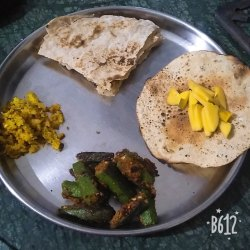 Maharashtrian Thali, in Pune city only, 50-100