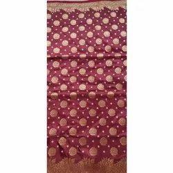 6e07033da0 Designer Katan Silk Saree, 6 m (with blouse piece), Packaging Type: