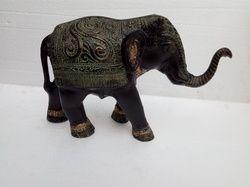 Metal Antique Elephant