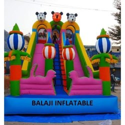 Jump N Slide Inflatable Bouncer