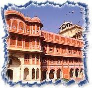 City Palace of Jaipur Tour