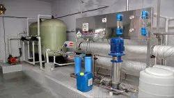 Boiler Water Plant