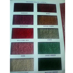 Acrylic Carpet Shades