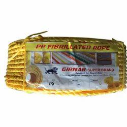 Girnar Super Fibrillated PP Ropes