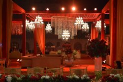 Anytime Wedding light decoration, Rajasthan