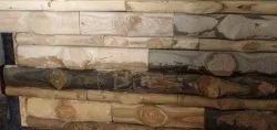Natural Stone, For Wall, Size: 600x150 Mnm