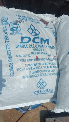 Dcm Bleaching Powder Sanitaisation,  Packaging Size: 25 Kg