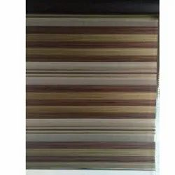 Polyester Horizontal Zebra Blinds, for Window