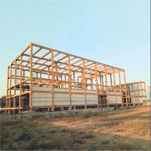 STEEL STRUCTURES - Steel Structures Manufacturer from Bengaluru