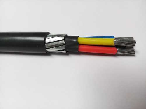 Lt Armoured Cable 4c X 16 Sq Mm Xlpe Aluminum Armoured