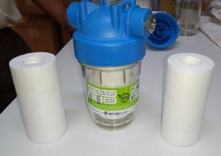 Guru Plastic,Metal Plastic Filter Housing, For Industrial