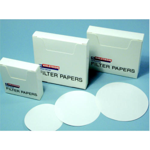Cotton Pulp Laboratory Filter Paper, 0.1-0.5 Mm