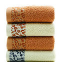 Saravana Cotton Designer Bath Towels
