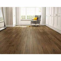 Brown Wooden Floor, for Household