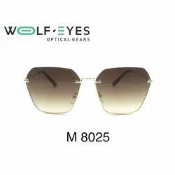 Metal Optical Sunglasses