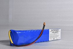25.6V 12.4Ah LiFePO4 Battery Pack