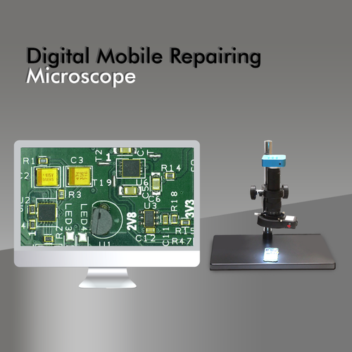 Digital Mobile Repairing Microscope