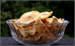 Vacuum Fried Apple Chips