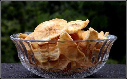 Vacuum Fried Apple Chips