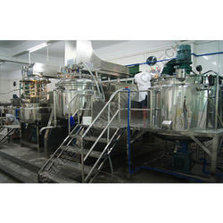 Planetary Mixer For Cosmetics Cream & Ointment Viscous